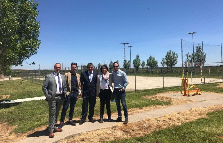 El PSOE insistirá para que la Diputación de Salamanca recupere el Plan de inversiones en instalaciones deportivas