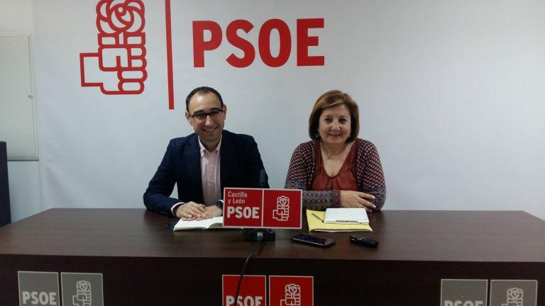 El PSOE pide un incremento de veinte millones de euros en los Presupuestos que el Gobierno destina a Salamanca