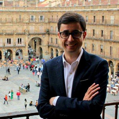 José Luis Mateos es ya de forma oficial el candidato del PSOE a la alcaldía de Salamanca una vez concluido todo el proceso de primarias