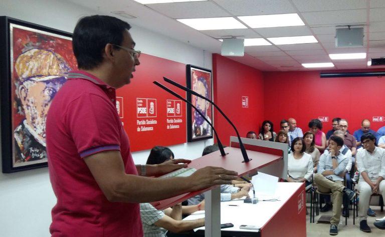 El Comité Provincial del PSOE de Salamanca se opone al cierre de camas en el Hospital además de apostar por reforzar la atención sanitaria en verano