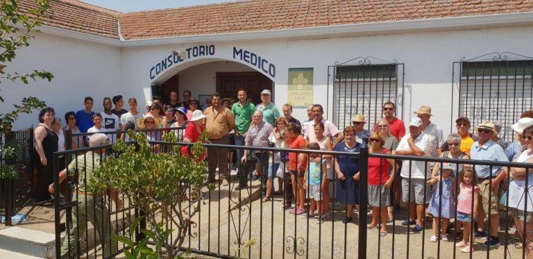 El PSOE reclama soluciones a la precariedad y la mala asistencia sanitaria en la Comarca salmantina de Ciudad Rodrigo