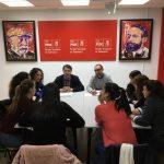 El PSOE defiende el mantenimiento en Salamanca de todos los puestos de trabajo de la empresa ACCEPTA