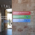 El PP permite y fomenta que el hospital privado de la Santísima Trinidad se convierta en una sucursal del Sacyl y de la sanidad pública