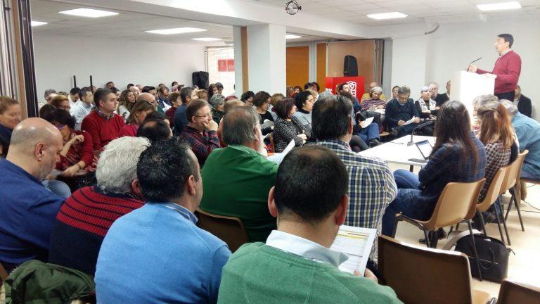 El Comité Provincial del PSOE de Salamanca aprueba las listas al Congreso, Senado, Cortes de Castilla y León y Ayuntamiento de Salamanca