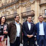 El PSOE dará máxima prioridad a las políticas agrarias y ganaderas para que sean el motor del desarrollo rural y lucha contra la despoblación