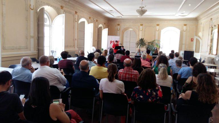El Comité Provincial del PSOE de Salamanca aprueba por unanimidad un reforzamiento de la Ejecutiva Provincial socialista