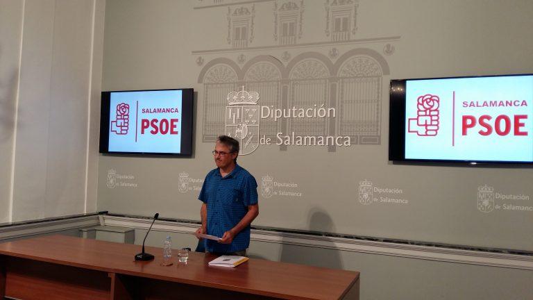 El PSOE lleva al Pleno de la Diputación iniciativas para facilitar las fases de desescalada y propiciar la reconstrucción de la provincia