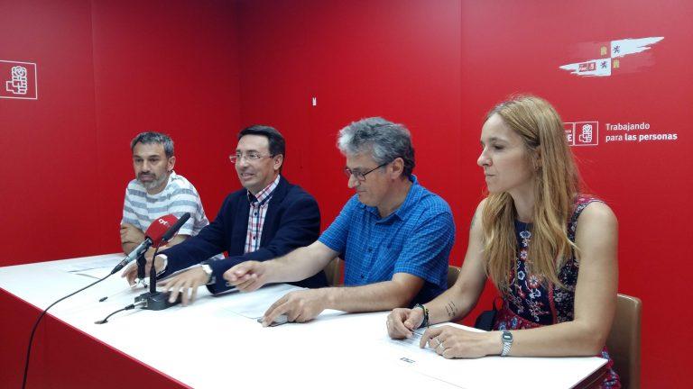 El PSOE lleva una iniciativa a las Cortes para impartir estudios de Bachillerato y FP en las comarcas de Ledesma y la Sierra de Francia