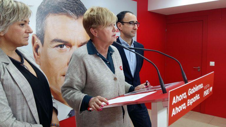 La estrategia del PSOE contra la despoblación pasa por no cerrar consultorios, mantener la escuela rural, asistencia a los mayores, redes de transporte y acceso a nuevas tecnologías