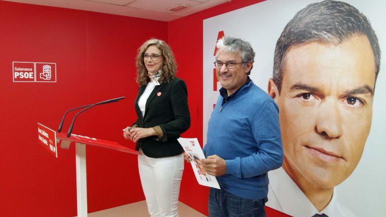 Blindaje del sistema público de pensiones y desarrollo rural, apuestas del PSOE para avanzar en el Estado del Bienestar y luchar contra la despoblación