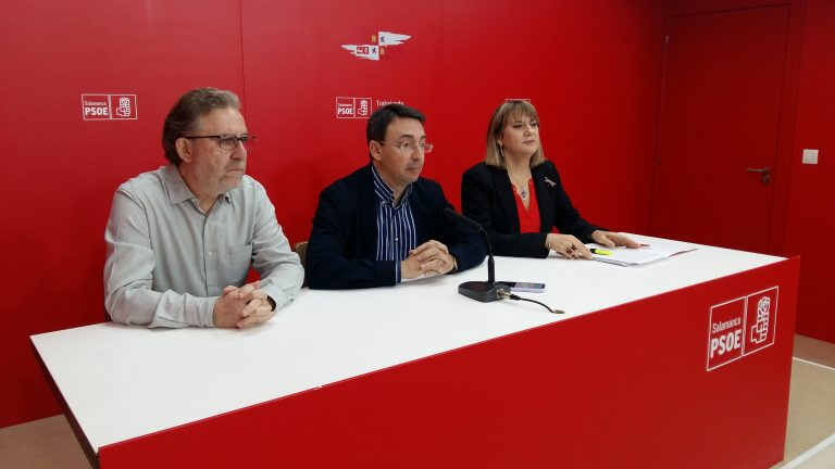 El PSOE considera que el retraso en la apertura del nuevo hospital de Salamanca ha condicionado el poder afrontar en mejor situación la pandemia del COVID-19