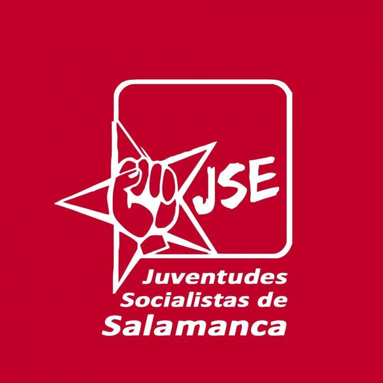 Juventudes Socialistas de Salamanca pide responsabilidad y priorizar la protección de la salud