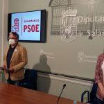 El PSOE insta a la Diputación a mejorar la calidad asistencial de los consultorios, acabar con la brecha digital y apoyar las bibliotecas en la provincia