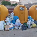 El PP de la Diputación Provincial continúa sin hacer nada para solucionar la vergonzosa situación de abandono del reciclaje en Salamanca