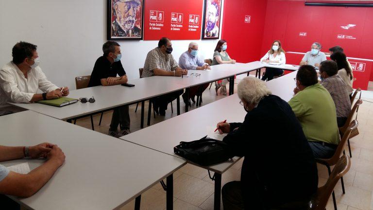 El PSOE reclama a la Junta que deje de ningunear a los Ayuntamientos de la Comunidad y diga cómo se van a poder prestar servicios públicos esenciales
