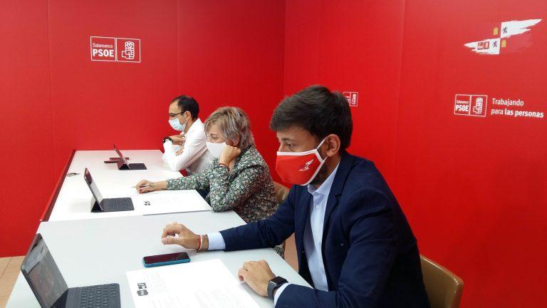 El PSOE de Salamanca llevará propuestas a la próxima cumbre hispano-lusa para el desarrollo económico y social en los territorios de La Raya