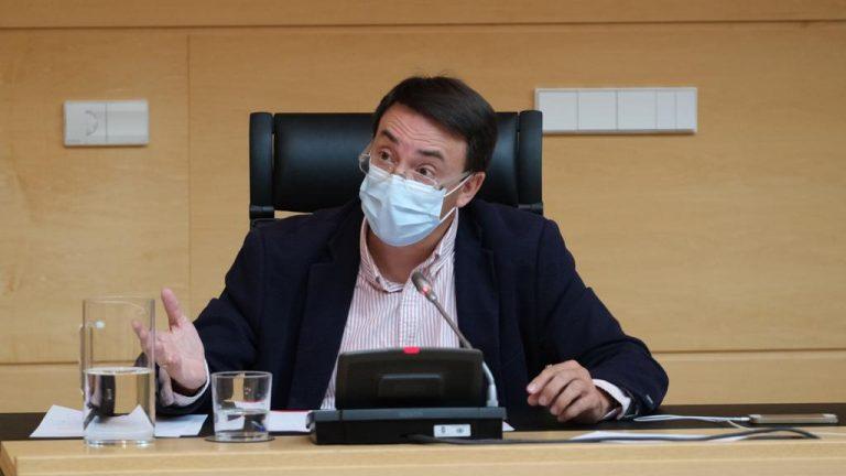 """Fernando Pablos pide """"flexibilidad"""" para instaurar la jornada lectiva continua en los centros escolares mientras dure la pandemia"""