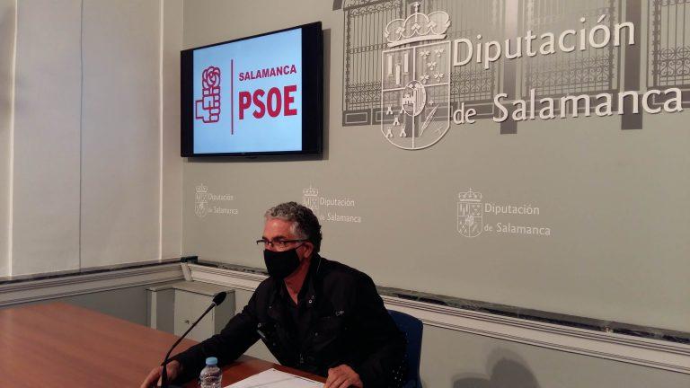 El PSOE demanda a la Diputación de Salamanca la protección, conservación y rehabilitación los bienes etnográficos en la provincia