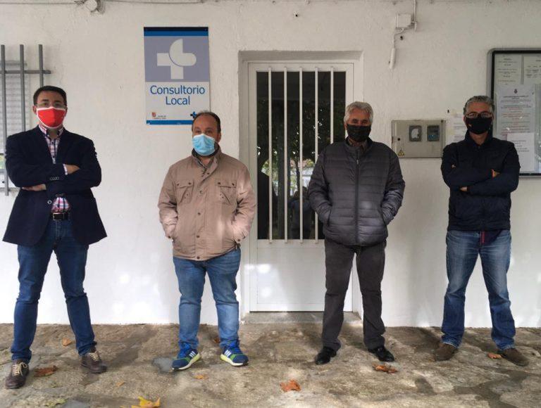 El PSOE agradece a los pequeños ayuntamientos y los profesionales sanitarios su trabajo constante para superar la pandemia mundial por Covid-19
