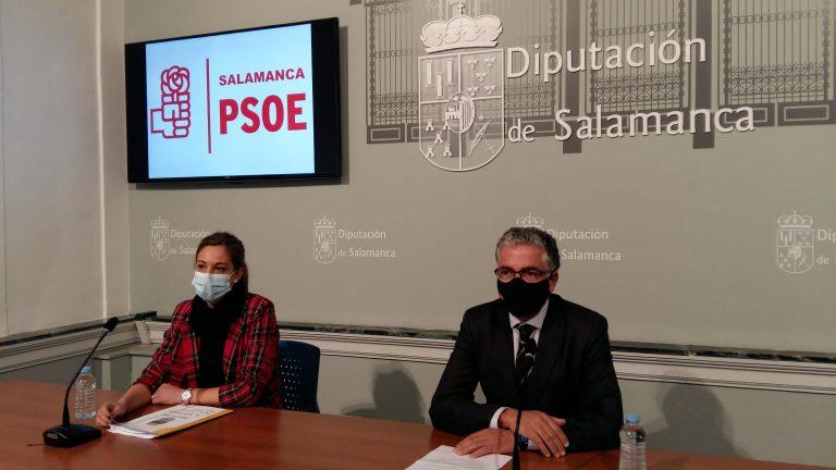 La Diputación de Salamanca no ha invertido un céntimo de los seis millones de euros que destinó para llevar internet a los municipios de la provincia