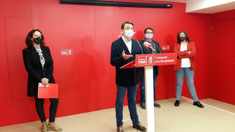 El PSOE considera que el tándem Mañueco e Igea es letal para Salamanca y sus presupuestos son muy malos para la provincia