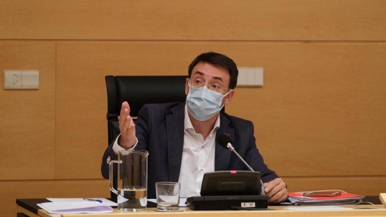 Fernando Pablos pide a la consejera de Educación que explique en el parlamento por qué ha puesto la educación de Castilla y León al servicio de los intereses de Pablo Casado