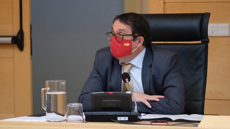 """El PSOE califica de """"decepcionantes"""" los presupuestos de la Junta en Agricultura y Ganadería porque """"son más de lo mismo"""""""