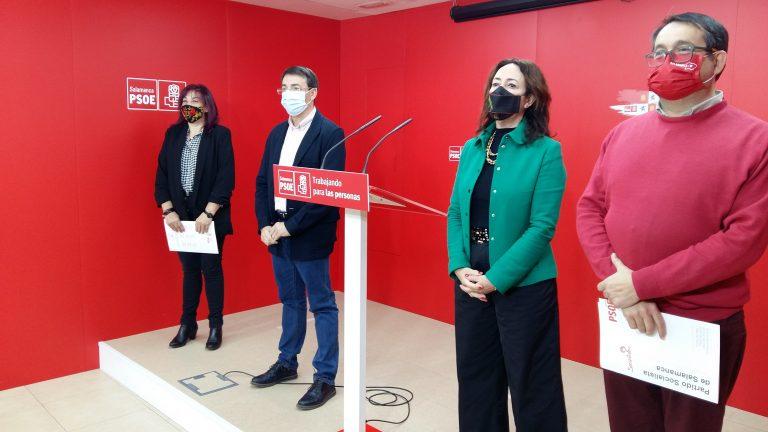 El PSOE presenta 67 enmiendas a los Presupuestos de la Junta pidiendo un incremento de la inversión prevista para Salamanca en cerca de 18 millones de euros.