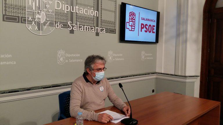 El PSOE considera que la inversión de la Diputación en ayuda a domicilio es claramente insuficiente y no sirve para acabar con las listas de espera.