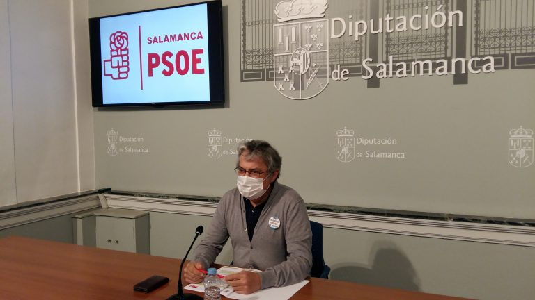 El PSOE reclama a la Diputación ayudas directas para evitar el cierre de bares y casas rurales en los pueblos de Salamanca