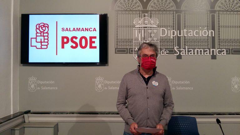 La Junta miente y no cumple con su compromiso de vacunar a personas mayores y dependientes en sus domicilios o lugares de residencia en Salamanca