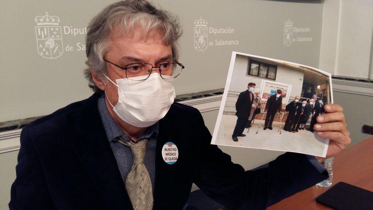 Alcaldes y concejales del PSOE en Salamanca mostrarán ante la Junta su indignación por la desastrosa y caótica campaña de vacunación