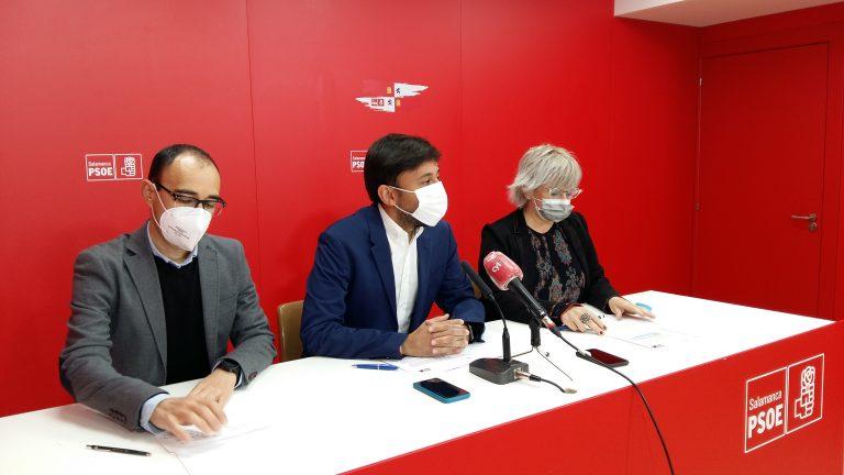 """El compromiso del Gobierno para la protección de empresarios, trabajadores, autónomos y colectivos vulnerables de Salamanca es firme y se está cumpliendo"""""""