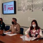 El PSOE exige la reapertura total y la asistencia médica presencial en los consultorios locales de Salamanca