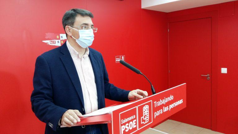 Fernando Pablos pide a la Junta que de manera inmediata diseñe los mecanismos necesarios para facilitar la conciliación en las jornadas reducidas de los colegios