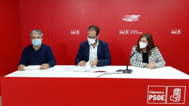 El PSOE reclama que el nuevo mapa de transporte público por carretera satisfaga las carencias y necesidades de las zonas rurales de Salamanca