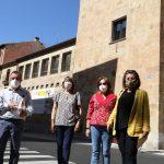 La Junta debe a Salamanca diez millones de euros en conservación, protección y puesta en valor de su patrimonio cultural.