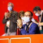 Los socialistas salmantinos tienen una presencia destacada en el 40º Congreso Federal del PSOE que se está celebrando en Valencia