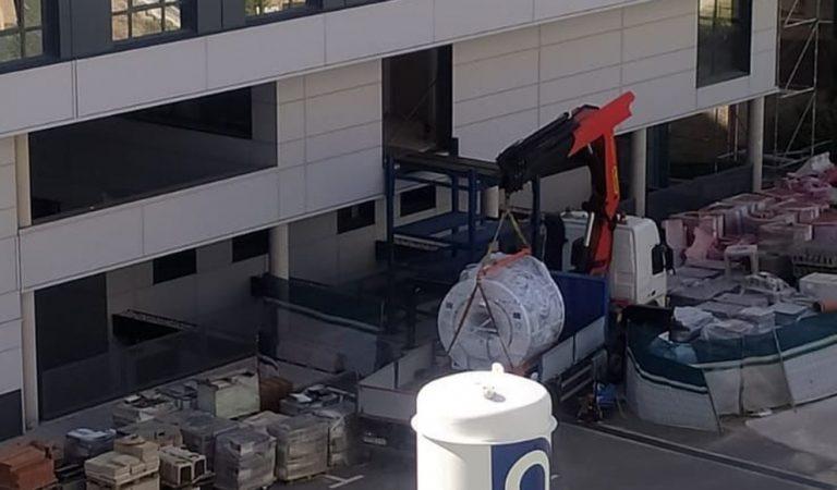 El PSOE solicita la comparecencia urgente de la Consejera de Sanidad en las Cortes para dar explicaciones sobre el traslado y puesta en funcionamiento del nuevo hospital.